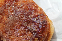 That Breton sugary buttery goodness (jacqueline.p.21) Tags: kouignamann breton pastry butter sugar caramelized delicious frenchpastry french france paris bretagne brittany auxdelicesdesbatignolles batignolles marchecouvertbatignolles marchebatignolles batignollesmarket bakery boulanger baker