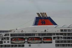 Europa 2 (das boot 160) Tags: europa2 clt cruise cruiseliner cruising passenger ships sea ship river rivermersey port docks docking dock boats boat mersey merseyshipping maritime