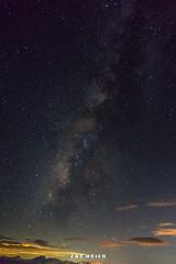 銀河 (Zac-H Photography) Tags: 銀河 合歡山 武嶺 南投 台灣 風景 星空 攝影