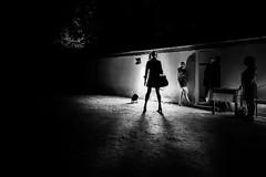 I can't think of a title for it...beautiful legs? (Hendrik Lohmann) Tags: streetphotography nikondf nightshot nightphotography nightlife night nikon people urban duesseldorf blackandwhite bwstreet bnw bw
