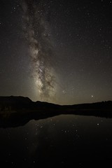 Molas Lake Milky Way (sdsNikon) Tags: milkyway molaslake durango silverton colorado astro astrophotography star stars night nightsky