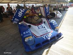 Nissan R90CK (BenGPhotos) Tags: groupc 2018 goodwood festivalofspeed fos race racing sports motorsport car 1990 nissan r90ck lola t9010 prototype motorsports europe