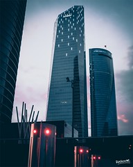 4 Towers (Ragonar) Tags: ragonar madrid skyline cityexploration urbanscape streetphotography 2470mm lumix panasonic gh4