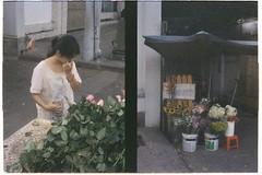 000048 (jovenjames) Tags: 2017 diptych fujifilm reala 500d olympus pen eed broken camera analog film saigon vietnam snapshots