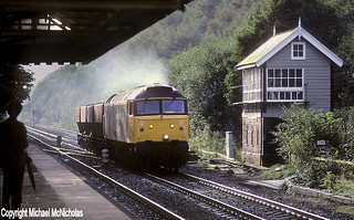 Claggy Class 47 On The Speedlink Coal (Michael McNicholas)