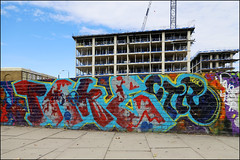 Take (Alex Ellison) Tags: take ac dds ctr southlondon brixton skatepark halloffame urban graffiti graff boobs