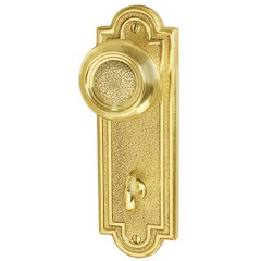 EMTEK DOOR HARDWARE SIDEPLATE LOCKSETS BRASS THUMBTURN BELMONT PLATE NON-KEYED PRIVACY 3-3/8″C-C (cabinetknobsandmoree) Tags: emtek door hardware sideplate locksets brass thumbturn belmont plate nonkeyed privacy 338″cc