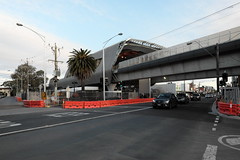 Carnegie Station (martyr_67) Tags: ctd skyrail caulfield rail infrastructure lxra level crossing removal