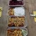 Blumenkohltarte mit Rote Bete Salat (Picknickbuffet)