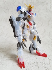 Gundam Barbatos Lupus Rex Clear Color (sebastien.robo) Tags: gundam barbatos lupus rex clearcolor limiteditem custom robot 1144
