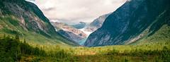 Nigardsbreen - Jostedal (Joost Holthuizen) Tags: norway nigardsbreen hasselbladxpan 90mm kodakektar ektar glacier xpan