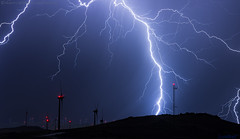 2018.08.28 - 010550 (NIKON D7200) [Montemuro - São Cristóvão] (Nuno F. C. Batista) Tags: nuvens montemuro sãocristovão portugal lusoskies lightning relâmpago thunderstorm trovoada storm night sky nikon severe weather storms photography skies portuguese meteorology cumulunimbus d7200 resende céu norte douro
