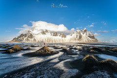 Views (Perez Alonso Photography) Tags: iceland landscapes mountains sea beach shore dunes desert snow ice sky clouds water
