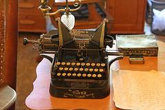 John Muir Nat'l Historic Site_64 (Walt Barnes) Tags: johnmuir nps park historic ca calif martinez muir architecture building canon eos 60d eos60d canoneos60d wdbones99 desk office workspace typewriter