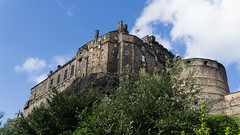 Edinburgh Castle (p.mathias) Tags: edinburgh castle castles history historical historic city uk united kingdom europe sony a5100 architecture building unitedkingdom csc summer scotland scottish