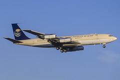 Boeing 707-368 Saudi Arabian (Saudi Royal Flight) HZ-HM2 PMI LEPA (Toni Marimon) Tags: boeing 707368 saudi arabian royal hzhm2 pmi lepa b707 flight 707 nikon