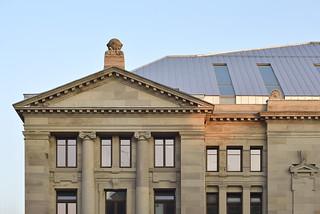 Palais de Justice, Strasbourg.