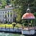 Le lac de Côme : les villas