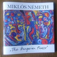 Miklos Nemeth (1934-2012) : The Hungarian Picasso book (samcservari1) Tags: sam szabolcs cservari miklos nemeth pasareti csepeli varro ferenc pcsvnmf hungary hungarian art painting paintings for sale colorist colorism new expressionism brut top 10 20 50 fort myers florida beach picasso pcsvnm pcsvn pcsv