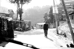 Nagarkot (mrdamcgowan) Tags: blackandwhite monochrome nagarkot nepal