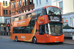 Reading Buses 903 SK66HRW (Will Swain) Tags: reading 21st april 2018 bus buses transport travel uk britain vehicle vehicles county country england english berkshire town centre williamsdigitalcamerapics100 903 sk66hrw