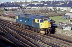 Falkland 26025 a728 (Ernies Railway Archive) Tags: ayr falklandyard gswr lms scotrail