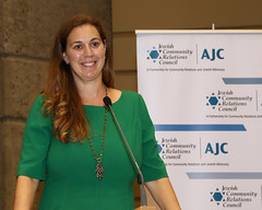 JCRC/AJC Board President Alicia Chandler