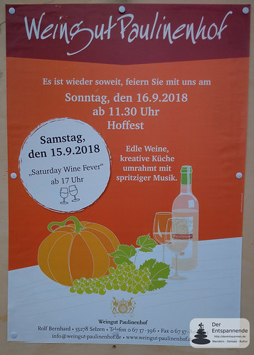 Hoffest und Saturday Wine Fever im Paulinenhof