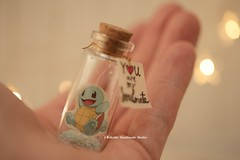 You are my soulmate, Tiny message in a bottle,Miniatures,Personalised Gift,love,Valentine Card,Gift for her/him,Girlfriend gift, birthday card, message card and funny card ideas (charles fukuyama) Tags: christmas xmascard ornament handmadecard custommade unique cute art homedecor deskdecor lovecard sweet greetingscard paper seasonalcard partygift personalizedgift longdistancegift birthdaygift kikuikestudio tiny miniatures cartoons pokemon characters squirtle