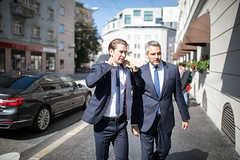 EPP Summit, Salzburg, 19 September 2018 (More pictures and videos: connect@epp.eu) Tags: epp summit european people party salzburg austria september 2018 karl nehammer secretary general sebastian kurz chancellor