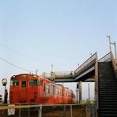 Untitled (richardhwc) Tags: hasselblad 500cm kodak portra400 naruto tokushima japan carlzeiss planar 80mmf28 mediumformat 120 6x6 film