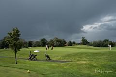 DSC_2303-2 (PaulHoo) Tags: nikon d750 golf course wilnis landscape clouds people nature green summer sky 2018