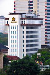 Gedung Kementerian ESDM (Ya, saya inBaliTimur (using album)) Tags: jakarta building gedung architecture arsitektur office kantor