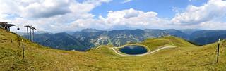 Schattberg-Ost. panorama.