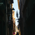 Narrow Alleyways of Palma de Mallorca
