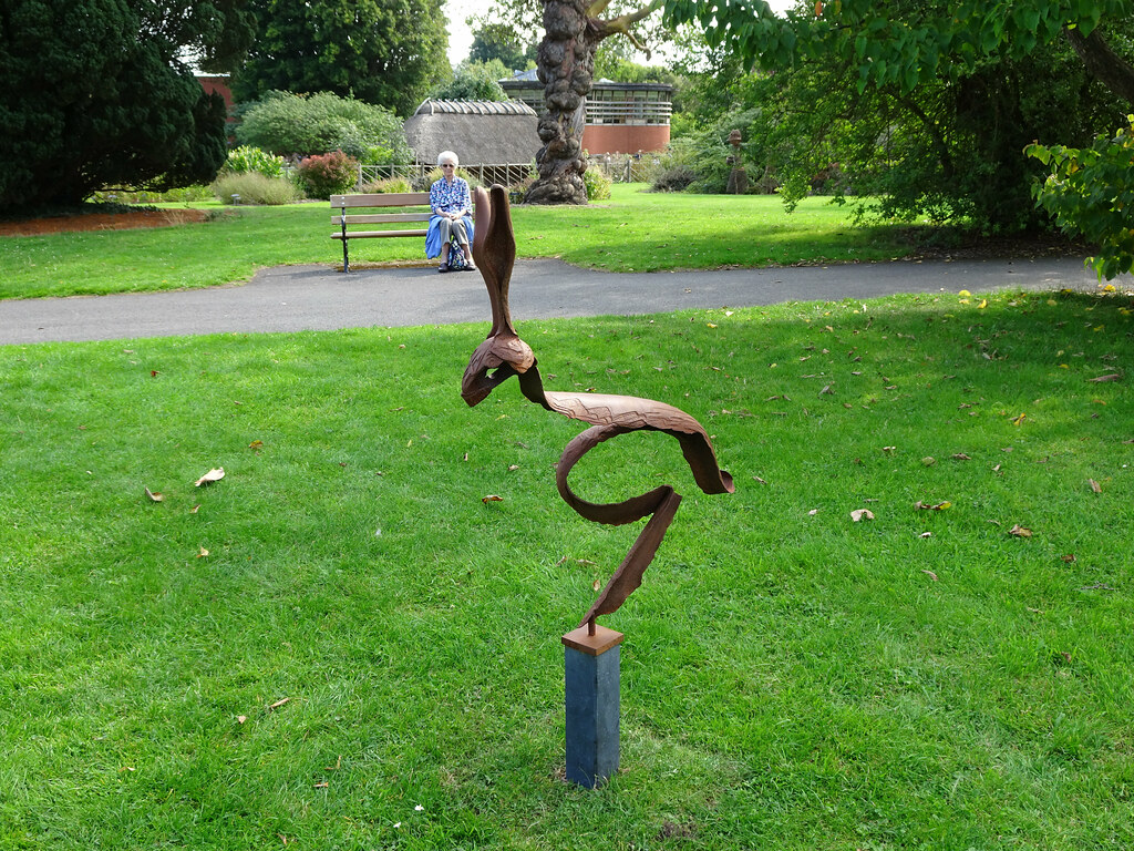2018 SCULPTURE IN CONTEXT EXHIBITION BEGINS NEXT THURSDAY  AT THE BOTANIC GARDENS[I MANAGED TO GET A SNEAK PREVIEW TODAY]-143740