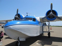 "Grumman G-73 Mallard 1 • <a style=""font-size:0.8em;"" href=""http://www.flickr.com/photos/81723459@N04/43515208344/"" target=""_blank"">View on Flickr</a>"