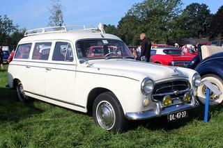 1960 Peugeot 403 BL
