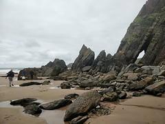 Vuorovesiminimissä #marloessands #wales