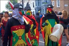 Carnival 2018 - DSCF6543a (normko) Tags: london west notting hill carnival 2018 carribean festival street party grenada