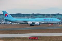 Korean B747-8B5 HL7632 (José M. Deza) Tags: 20180317 b7478b5 boeing eddf fra hl7632 koreanair planespotting spotter aircraft