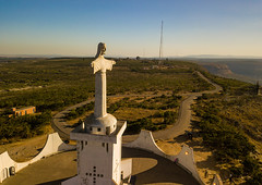 Aerial view of the Cristo Rei, Huila Province, Lubango, Angola (Eric Lafforgue) Tags: above aerialview africa angola angola180826 architecture art belief catholic christ christtheking christian christianity christorei colourimage copyspace cristorei day developingcountries dronepointofview elevatedview faith fulllength horizontal huilaprovince humanrepresentation jesuschrist lubango monument nopeople openarms outdoors portuguesecolony religion sculpture spirituality statue ao