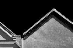 Hoi An Roof Study I (petemenzies.com) Tags: architecture highkey geometry patterns shapes abstraction orangefilter texture shadows triangles lines buildings hoian vietnam travel asia blackandwhite monochrome bw uncool uncool2 uncool3 uncool4 uncool5 uncool6 cool cool2 cool3 uncool7