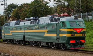 ЧС7-238, станция Царицыно, Москва
