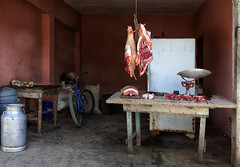 Cuba 2018 (mauriziopeddis) Tags: meat boutique casilda carne negozio shop caraibi caribe trinidad street color food