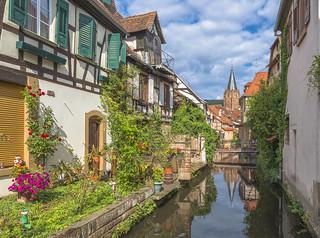 Wissembourg, Elsas, Frankreich / Wissembourg, Alsace, France