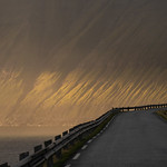Sunset at Vidareidi - Faroe Islands thumbnail