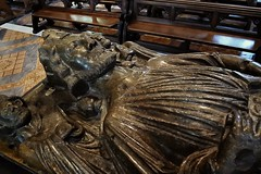 King John's tomb (Dun.can) Tags: 13thcentury 1216 1232 effigy kingjohn tomb worcester worcestercathedral medieval