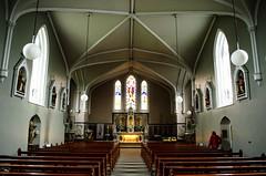 La cittadina di Dalkey e la sua chiesa (Irlanda) / The town of Dalkey and his church (Ireland) (giannizigante) Tags: dublino irlanda church dalkey town