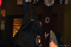 IMG_1193 (PhotoAlvaro97) Tags: semanasanta semanasantamurcia ssantamurcia18 holyweek procesión procession murcia españa spain viernessanto servitas negro black blackwhite blackandwhite canon canon1300d canonistas colours noche night nazareno nazarenos